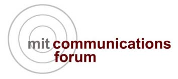 MIT Communications Forum Logo